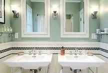 New House - Master Bath / by Seana Yates