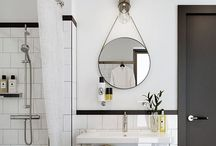 HOME + Powder Room / by Chelsey Oldham