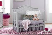 Convertible Cribs / Designs that transition easily with each stage of your child's growth.