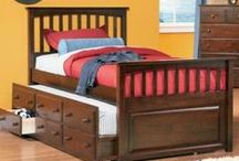 Kid & Teen Furnishings / When you want the same quality and style beyond baby.