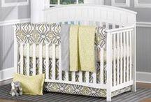 Baby Bedding / The base of beautiful nursery decor!