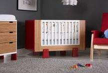 Modern Marvels / Give baby's nursery a sleek modern look!