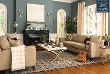 New House - Living Room / Decorating a living room. / by Seana Yates