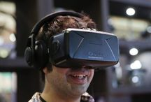 Virtual Reality Research / Current articles about immersive, 3D, virtual reality headsets such as Oculus Rift, Samsung VR, Google Cardboard, etc.