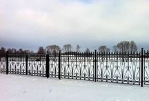 Сделано в России / Made in Russia / Мы работаем в Москве и Московской области. Производство и продажа металлических кованых изделий. Wrought iron.