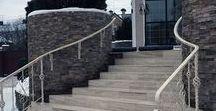Перила для лестницы / Лестничные ограждения