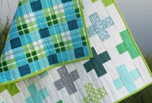 Fabricy Quilty Sewy Love / by Julia Vesper