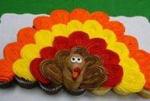 Gobble, gobble / Thanksgiving / Fall Ideas / by KanaHeaven