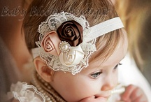 Hair Bows Bands & Bling / by Tena Thompson Sanders