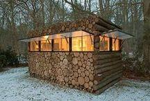Wooden Ideas / by Tena Thompson Sanders