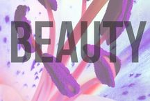 Beauty / What I find beautiful, and beauty tips from the best.