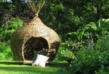 Outside / Ideas for your garden from British designers and makers / by Folksy