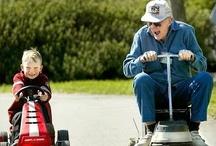 "Aging Embrace it / ""You don't stop laughing when you grow old, you grow old when you stop laughing.""  ― George Bernard Shaw"