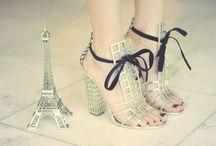 Shoes / by Cristina Piña