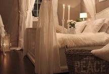 Bedrooms / by Tena Thompson Sanders