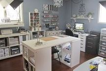 Craft, Office & Work Rooms