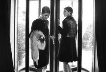 The Jazz Collection / Mood board Cristina Piña AW 12/13