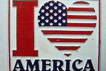 America... Home of the Free / by Vicki Megenity Jones ☮ ♥ ☮ ♥ ☮☮ ♥ ☮ ♥ ☮☮ ♥ ☮ ♥ ☮☮ ♥ ☮ ♥ ☮