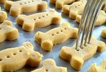 Doggie Cakes & Treats - Easy to make