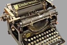 Typewriters - Antiques &/or Vintage