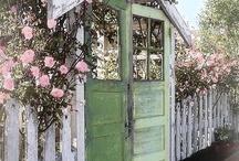 Garden Doors & Gates