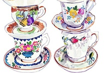 TEA CUP / by ❝ PALEUMBER ❞