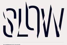 Typography / by studiomoko