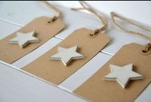 gift tags / The New England Shop