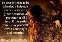 WITCHES are NOT all bad