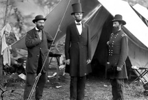 Lincoln And The Civil War / by Melanie A Grout