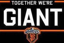 San Francisco Giants / by JoAnn Cooper