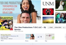 Tier One Productions TOP, LLC DJ Service / LIKE US TODAY: We offer DJ | Karaoke and Video services, We are a One Stop Shop for mobile entertainment! We are Interactive Mobile Entertainers! We carry a complete library of music. We play for all occassions! Tier One Productions T.O.P, LLC - DJ Service