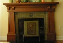 Craftsman Fireplaces I ♡