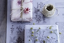 Gift Wrapping / for birthdays, weddings, special occasions and Christmas