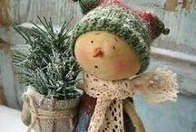 Christmas / by J A N E T * S L A B O S Z - G R I G G S