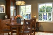 Craftsman Dining Rooms
