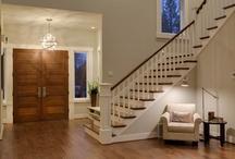 Craftsman Foyers & Halls