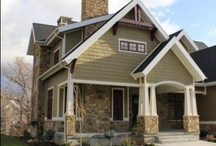 Craftsman Homes ~♥~♥~♥~