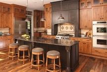 Craftsman Kitchens ♥~♥~♥