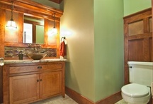 Craftsman Bathrooms