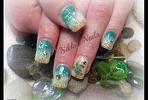 Nikki's Nails Designs (My Work)