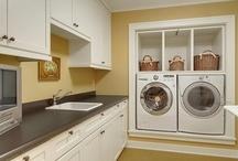 Craftsman Laundry Rooms