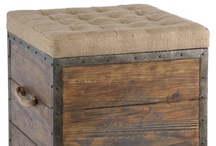 Furniture * Ottomans / ottomans; storage ottomans; stools; benches; residential furniture; furniture; rustic ottomans; modern ottomans; colorful ottomans