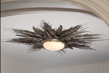 Lighting * Ceiling / ceiling light fixtures; ceiling flush mount fixtures; chandeliers; hanging lights