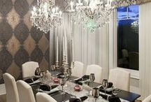 Dream Kitchens and Dining Rooms