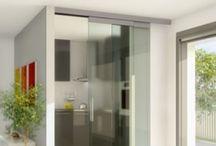 Commercial * Doors & Windows / commercial door design; commercial window design; door and window codes for commercial use / by J A N E T * S L A B O S Z - G R I G G S