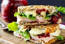 Wraps, Sandwiches & Burgers