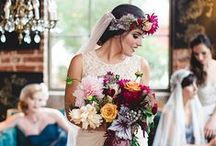 Bridal style / Wedding dresses, bridal wear, style and accessories