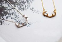 Handmade Jewellery / Stunning handmade jewellery and statement jewellery from British jewellery designers.  / by Folksy