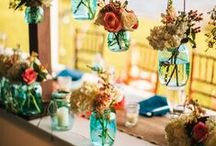Wedding decor and centrepieces / Wedding table centrepieces, wedding decor, wedding themes and other accessories for your big day.